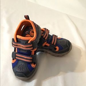Stride Rite Shoes - Boy's Stride Rite Thatcher  outdoor sandals